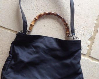 Gucci Crossbody Bag with Bamboo Handle