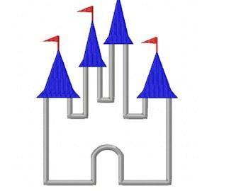 Castle Applique
