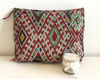Vintage Morrocan Pillow