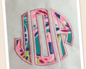 Monogram Shirt, Lilly Pulitzer Monogram Shirt, Lilly Pulitzer Long Sleeve Tshirt