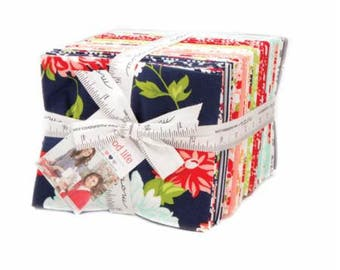 PRE ORDER Fat Quarter bundle of The Good Life by Bonnie and Camille for Moda 55150 AB