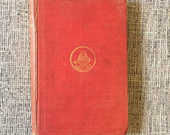 Original 1929 Alice's Adventures in Wonderland - Lewis Carroll