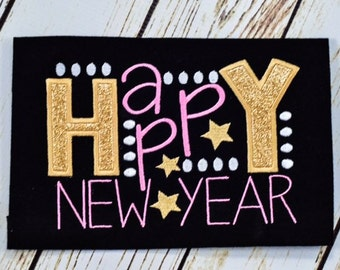 "Shop ""embroidery design new year"" in General Supplies"
