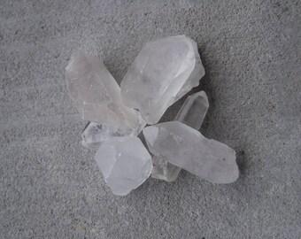 LARGE Crystal Quartz Points- Single Piece