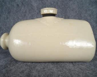 Lovatts Langley Ware Bed Warmer Circa 1890-1910