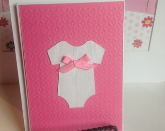 Baby Shower Thank You Cards, Baby shower cards, Thank  you Notes, Onesie  thank you card sets.