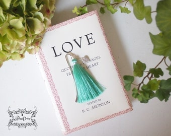 Sweetheart Silver Bookmark