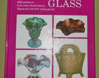The Standard Encyclopedia of Carnival Glass with Price Guide Bill Edwards 1984