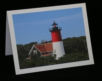 Cape Cod Lighthouse Note Cards