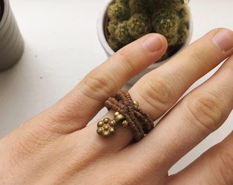 Indian Pearl ring