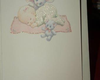 A Beautiful Baby Girl!  Card