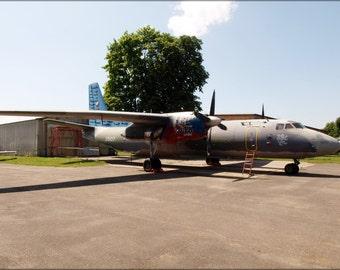 16x24 Poster; Antonov An-26 Czech Airforce 2507