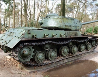 16x24 Poster; Is 2 Iosif Stalin Tank Pic2