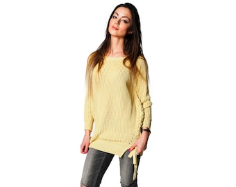 Sweater COMFORT 1| Yellow