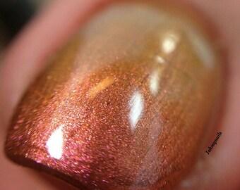 Autumn Embers Multi-Chrome Color Shifting  Nail Polish
