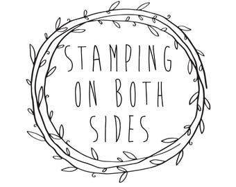 Stamping on Both Sides | Stamping Upgrade