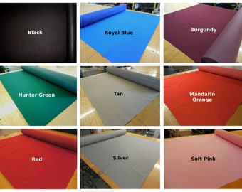 4 Yards 300x600D PVC Backed Polyester 12.5 oz. Waterproof, Free Shipping!