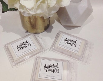 Singapore Orchid Soy Wax Melts
