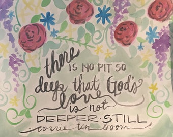 Encouragement for suffering
