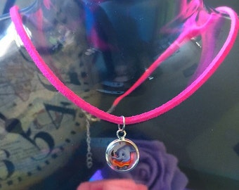 Disney Dumbo Elephant Adjustable Choker Necklace Gift For Her