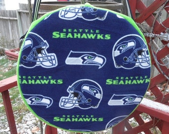 Hoop drum 18 in carrying case drum bag drum carrying case hand drum case Sea Hawks