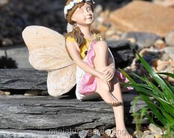 Fairy Kathleen for Miniature Garden, Fairy Garden