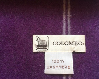 Colombo, cashmere scarf