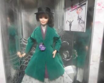 Mattel Barbie as Eliza Doolittle in My Fair Lady Hollywood Legends