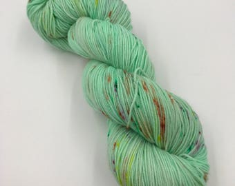 Hand dyed yarn - 4 ply (Fingering) - Goody Gum Drop