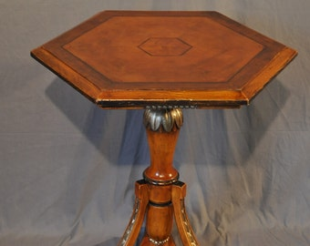 Decorative Crafts Accent Table