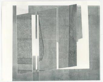 4 / PASAR SENI / Original Monoprint