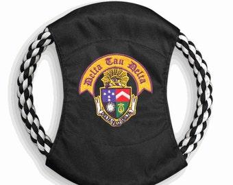 Delta Tau Delta Dog Rope Flyer
