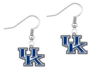 University of Kentucky Wildcats Earrings