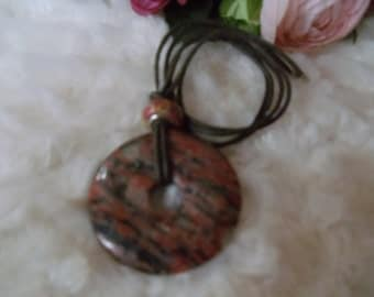 Sunset Jasper donut on band hippie ethnic