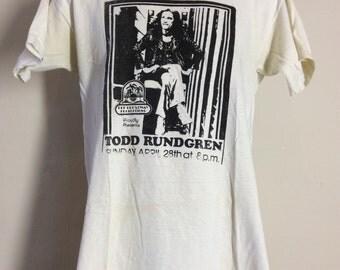 Todd Rundgren Etsy