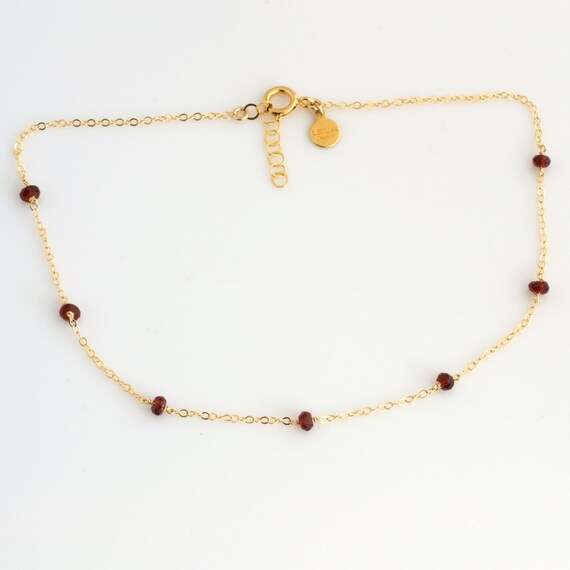 birthstone choker necklace dainty gold necklace 14k gold fill sterling silver simple choker necklace n242