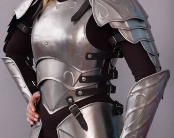 "Lady Cuirass - Skirt. Armor ""Queen of the Elven"""