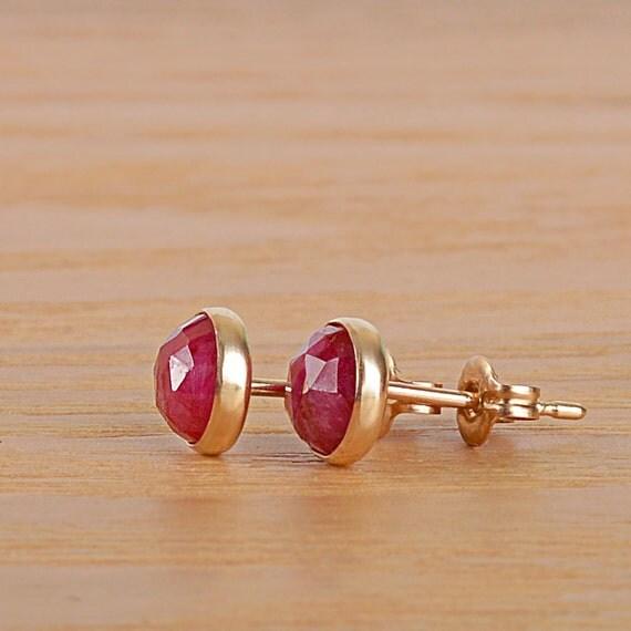 4aa756ba8 Real Ruby Stud Earrings – jewelry