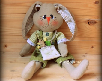 Rabbit. Ragdoll.