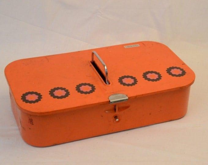 Vintage Brabantia shine box, decor patrice