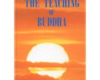 The Teaching of Buddha by Bukkyo Dendo Kyokai