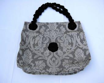 Liberty bag grey