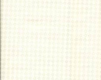 Timeless Treasures Quilting Cotton Fabric Cream Color 129927 - 1/2 Yard