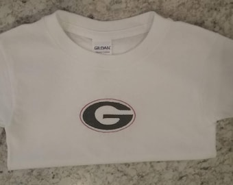 Georgia Bulldogs T-Shirt, Youth and Toddler sizes