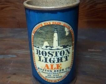 """Porcelain Tumbler """"Boston Light"""""""