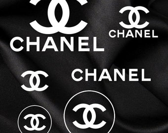 CHANEL Vinyl Sticker Pack