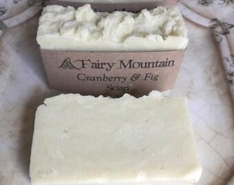 Cranberry & Fig Soap
