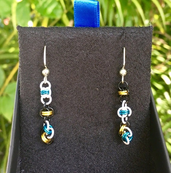 Gros Islet St. Lucia Earrings