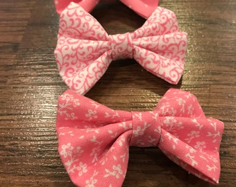 Hair bows -set of 3 for 12