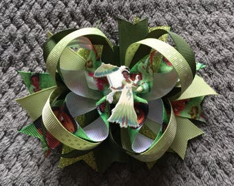 Princess and the Frog Tiana Boutique Hair Bow